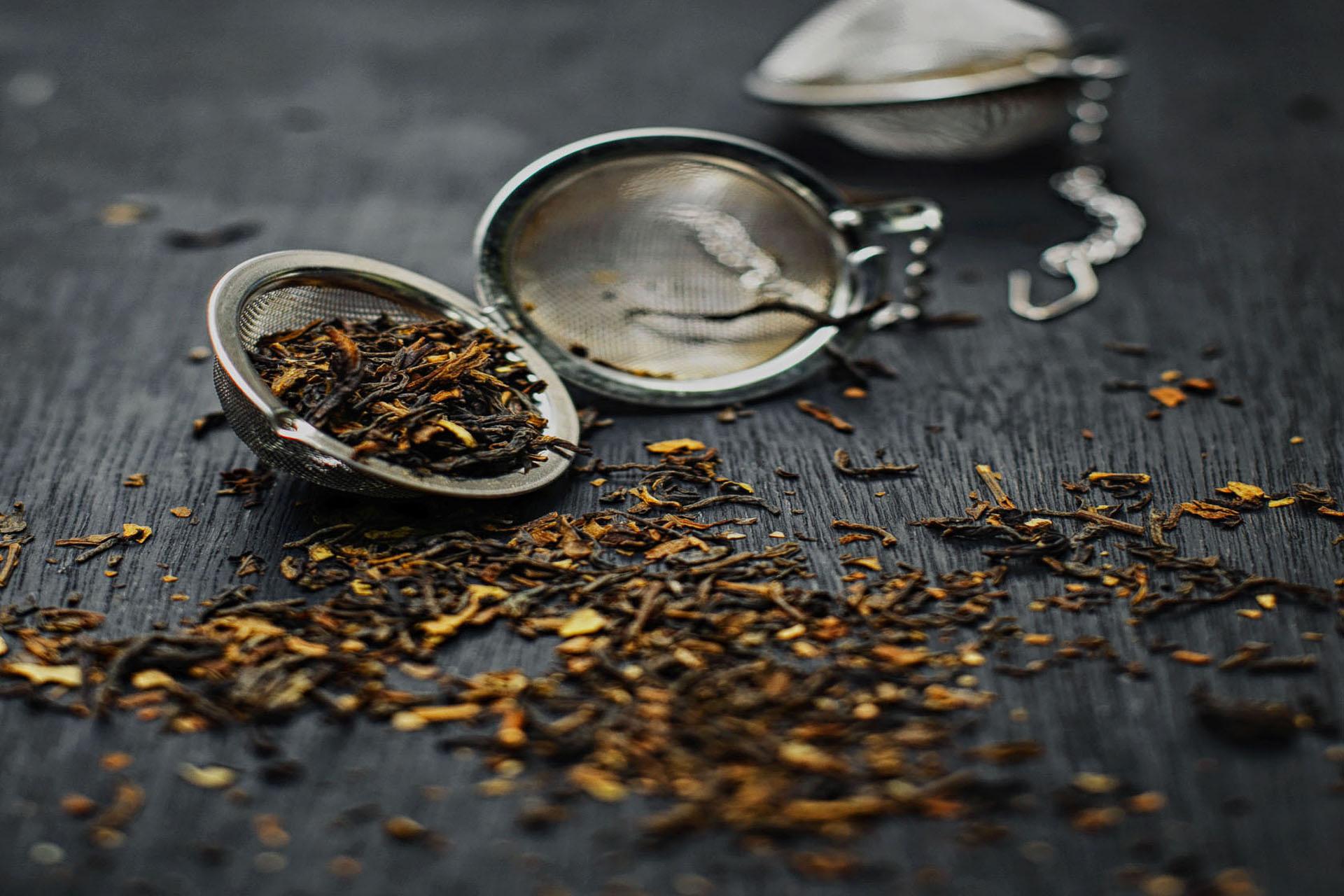 即溶紅茶粉